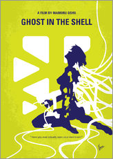 Sticker mural  Ghost in the Shell (anglais) - chungkong