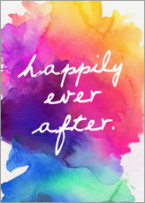 Sticker mural  Happily Ever After - Finlay and Noa