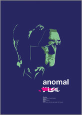 Sticker mural  Anomalisa (anglais) - Fourteenlab