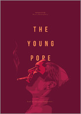 Sticker mural  The Young Pope (anglais) - Fourteenlab