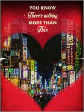 Sticker mural  Lost in Translation (anglais) - 2ToastDesign