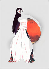 Sticker mural  Sailor Mars - Wadim Petunin