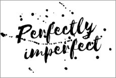 Sticker mural  Perfectly imperfect - Ohkimiko