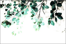 Mareike Böhmer Photography - Pastel Leaves 1
