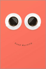 Poster Good morning, corail