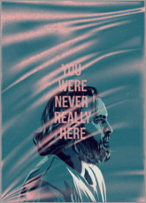 Poster  You Were Never Really Here - Fourteenlab