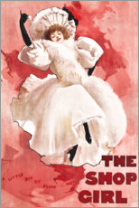 Poster  The Shop Girl - John Hassall