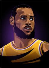 Poster LeBron James