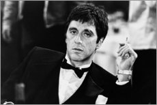 Poster  Al Pacino jeune - Celebrity Collection