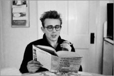 Sticker mural  James Dean - Celebrity Collection