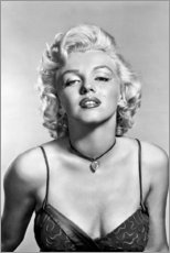 Poster  Portrait sexy de Marilyn Monroe - Celebrity Collection