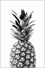 Poster  Ananas - Art Couture