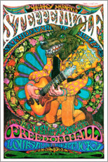 Poster  Steppenwolf, Freedom Hall - Entertainment Collection