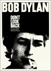 Poster  Bob Dylan - Don't Look Back - Entertainment Collection