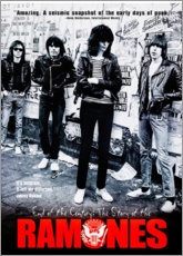 Poster  Ramones - End of the century - Entertainment Collection