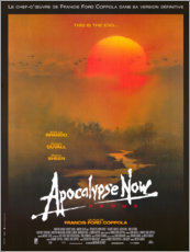 Tableau en verre acrylique  Apocalypse Now - Entertainment Collection