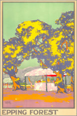 Poster  Epping Forest - Gregory Brown