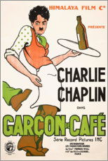 Poster  Garçon de Café - Entertainment Collection