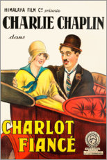 Poster  Charlot fiancé - Entertainment Collection