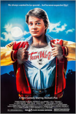Poster  Teen Wolf (anglais) - Entertainment Collection