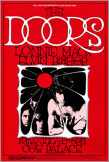 Poster  The Doors (anglais) - Entertainment Collection