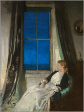 Tableau en verre acrylique  Nuit - Sir William Orpen