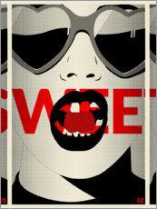 Poster  Sweet - dolceQ