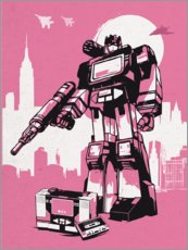 Poster Soundwave Transformer