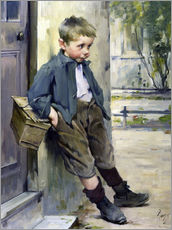 Sticker mural  Out of the Game - Henri Jules Jean Geoffroy
