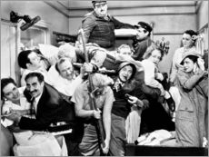 Sticker mural  Les Marx Brothers, 1935