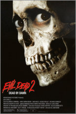 Poster  Evil Dead 2 (anglais) - Entertainment Collection