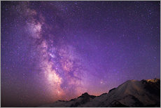Sticker mural  Milky Way in the sky - Gary Luhm