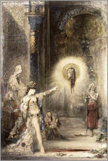 Sticker mural  L'Apparition - Gustave Moreau