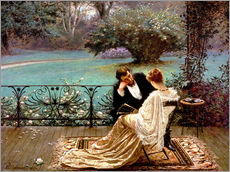 Sticker mural  The Pride of Dijon - William John Hennessy