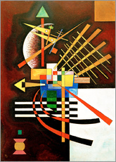 Wassily Kandinsky - Top and Left