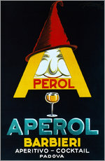 Tableau en plexi-alu  Aperol Barbieri - Advertising Collection