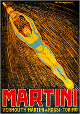Sticker mural  Vermouth-Martini - Advertising Collection