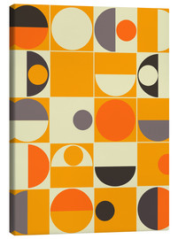 Toile  Pantone orange - Mandy Reinmuth