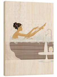 Bois  shower flower babe - Mike Wall