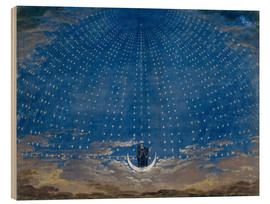 Bois  The Palace of the Queen of the Night - Karl Friedrich Schinkel