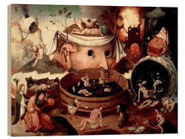 Bois  Tondal's Vision - Hieronymus Bosch