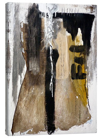 Tableau sur toile  abstract - Christin Lamade