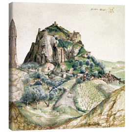 Tableau sur toile  View of the Arco Valley in the Tyrol - Albrecht Dürer