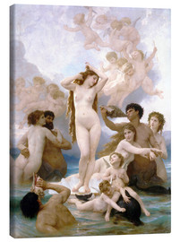 Toile  Birth of Venus - William Adolphe Bouguereau
