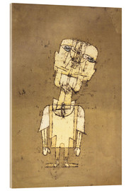 Verre acrylique  Ghost of a Genius - Paul Klee