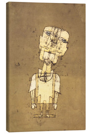 Toile  Ghost of a Genius - Paul Klee