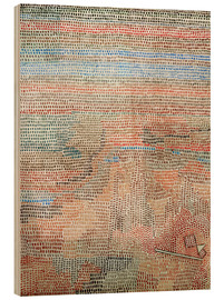Bois  the whole dawning - Paul Klee