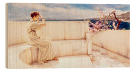 Bois  Expectations - Lawrence Alma-Tadema