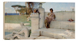 Bois  The Voice of Spring. - Lawrence Alma-Tadema