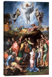 Toile  The Transfiguration - Raffael